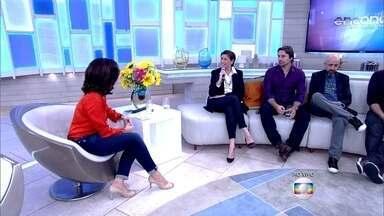 Lilia Cabral diz que tem atitudes que não dá para perdoar: 'Traição de amigos' - Já Murilo Rosa disse que gosta de perdoar