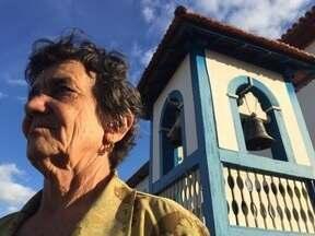 Dona Vaíca e a quintandeira Marli são os personagens do Tô Indo (17) - Equipe do Tô Indo chega em Areado, Minas Gerais