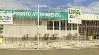 Moradores vizinhos de UPA em Fortaleza reclamam da falta de atendimento - População do Vila Velha cobra melhorias no atendimento do local.