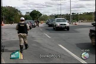 PRF fala sobre Operação 'Férias' nas rodovias do Centro-Oeste - Fluxo de veículos é maior já que maioria das escolas encerrou as atividades esta semana. Policial dá dicas de segurança no trânsito.