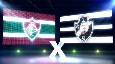 TV Globo Minas transmite Fluminense x Vasco, pelo Campeonato Brasileiro - Confira todas as emoçoes do duelo válido pela 14ª rodada do Brasileirão