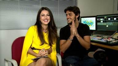 #PapoReto: Anaju Dorigon e Felipe Simas - íntegra - 17/07 - Atores que interpretam Jade e Cobra em Malhação, respondem perguntas dos internautas.