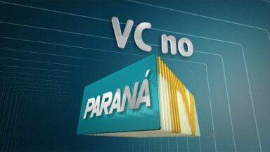 Você no Paraná TV! - A participação do quadro de hoje é aqui de Guarapuava. Um telespectador da Vila Bela nos mandou uma foto mostrando a situação que fica a casa de sua avó em dias de chuva.