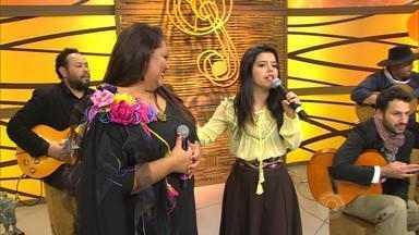 Bloco 2 – Vencedora do Troféu Origens, Deborah Rosa é atração do Galpão - Assista ao vídeo.