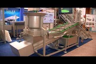Juiz de Fora sediou edição da Minas Láctea - Produtores e pesquisadores puderam conhecer máquinas e produtos no Minas Láctea. Evento foi realizado de 14 a 16 de julho.