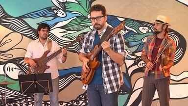 Matheus Rodrigues Septeto tem repertório que vai do jazz à musica regional brasileira - Globo Horizonte foi até a Casa do Baile para mostrar o trabalho do grupo.