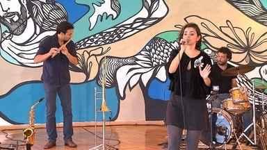 Liberdade de estilos é marca do grupo Matheus Rodrigues Septeto - Banda faz uma série de shows em diferentes pontos de Belo Horizonte.