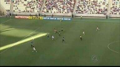 Fortaleza 3 x 0 Botafogo-PB - Belo joga mal, perde fora de casa, e vai pra 7ª colocação na Série C.