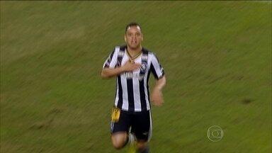 Lulinha entra em campo e faz gol da vitória do Botafogo, contra Náutico - Meia entra e muda rumo da partida, pela Série B.