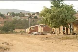 Blitz do MG: Moradores reclamam da falta de asfaltamento no Bairro Alterosa, em MOC - Situação já foi mostrada no MG Inter TV.