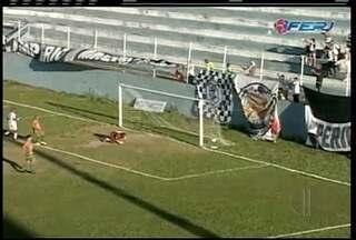 Americano vence último jogo contra Portuguesa, mas segue na segunda da Série B do Carioca - Partida terminou em 4 x 1 para o Americano.