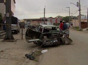 Duas pessoas morrem em acidentes de trânsito em Caruaru, no Agreste - Destra não registrou nenhum dos acontecimentos. Bombeiros prestaram socorro às vítimas.