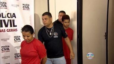 Justiça condena irmãos por morte e esquartejamento em Belo Horizonte - Mulher contou com a ajuda do irmão para matar o marido há um ano.