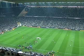 Rodada tem bons jogos no Brasileirão - O Corinthians ganhou de de 1 a 0 do Atlético e o São Paulo perdeu por 2 a 0 para o Sport.