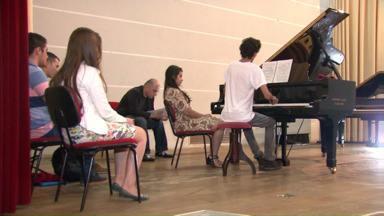 A Cidade Canção respira música por uma semana - Começa o Festival Internacional de Música em Maringá