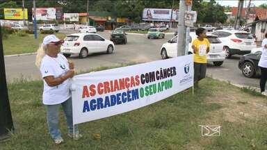 Voluntários se mobilizam para aumentar serviços de tratamento de cancêr em São Luís - Voluntários se mobilizam para aumentar serviços de tratamento de cancêr em São Luís