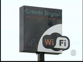 Moradores de Presidente Prudente aproveitam Wi fi nos bairros - Na cidade 30 pontos são disponibilizados aos moradores.