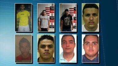 Jovens de classe média são presos por tráfico de drogas em Fortaleza - Suspeitos forneciam material ilícito para raves.