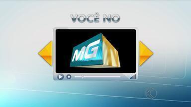 VC no MGTV: Morador reclama de mau cheiro por causa de esgoto em Juiz de Fora - Problema é no Bairro Santo Antônio. Cesama informou que uma equipe vai ao local ainda nesta semana.