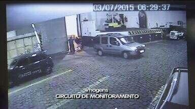 Polícia prende suspeito de participar de roubos a transportadoras - DIG já identificou outros dois suspeitos de participar