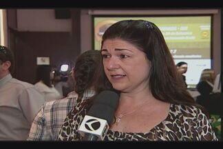 Circuito Expocorte é lançado nesta terça-feira em Uberaba - Repórter Gabriela Almeida traz informações sobre evento.