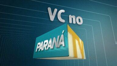 Você no Paraná TV! - A participação de hoje veio de Guarapuava. Os moradores reclamam da falta de cobertura em um dos pontos de ônibus do Núcleo Padre Chagas.