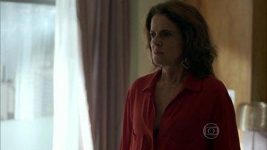 Fanny briga com Giovanna - Empresária exige que Anthony se afaste de sua vida