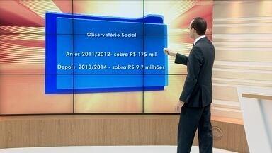 Renato Igor fala sobre a polêmica das diárias da Alesc - Renato Igor fala sobre a polêmica das diárias da Alesc