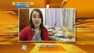 Confira os vídeos do café da manhã de telespectadores do Bom Dia SC - Confira os vídeos do café da manhã de telespectadores do Bom Dia SC