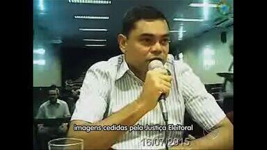 Empresário cita nome do deputado Augusto Bezerra no caso das Subvenções - Empresário cita nome do deputado Augusto Bezerra no caso das Subvenções.