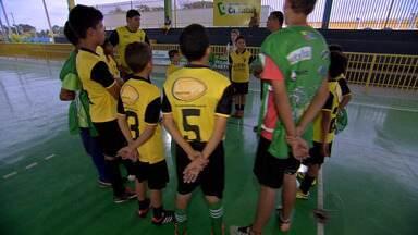 Projetos sociais incentivam a prática de esporte entre jovens e crianças - Projetos sociais incentivam a prática de esporte entre jovens e crianças