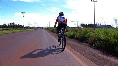 """Série """"Partiu Pedal"""" fala sobre os praticantes de ciclismo - Veja porque a modalidade cresce tanto em Mato Grosso"""