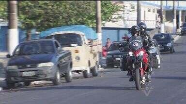 Casal fará viagem de quase 20 mil km pela América do Sul em uma motocicleta - Viagem começará neste sábado (1°).