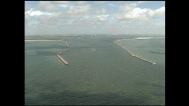Dragagem do canal do porto de Rio Grande, RS, é confirmada - Obra de R$ 368 milhões começa no ano que vem para aumentar capacidade de operação