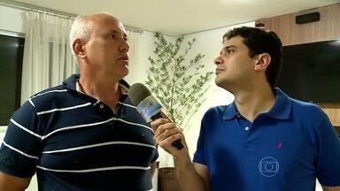 André Curvello ouve reclamações de vizinhos em condomínio no Rio de Janeiro - Sílvia Regina tem problemas com o vizinho que, segundo ela, escuta música com o volume alto até altas horas