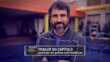 10/08 - Eriberto Leão convida a galera pra assistir ao trailer do capítulo - Confira tudo e muito mais acessando nossos conteúdos e assistindo ao teaser do dia