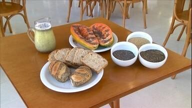 Saiba como cultivar a semente de chia - A semente faz sucesso no Brasil e no mundo. Ela é consumida 'in natura'. Especialista mostra os cuidados para a produção da semente.