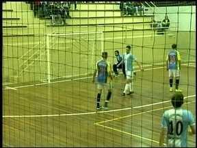 Taça RBS de Futsal chega as semifinais - Os primeiros classificados já foram definidos.