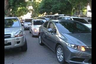 Volta às aulas aumenta o trânsito em Belém - Aulas retornaram nesta segunda-feira, 3.