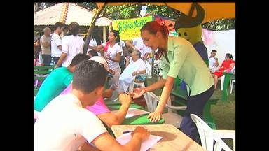 Perema é a primeira comunidade a receber o 'Viva a Vida' 2015 - Até o dia 29 de agosto 10 comunidades receberão os serviços sociais e palestras do projeto.