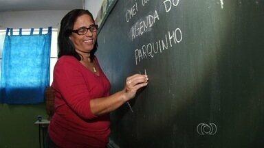 Redes pública e particular retornam as aulas para o segundo semestre, em Goiânia - Alunos do município terão carga letiva maior por conta da greve.