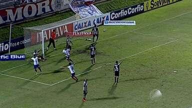 Bahia vence o ABC e volta ao G4 - Se mantiver o bom desempenho, o Tricolor pode até chegar à liderança do campeonato.
