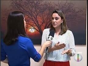 No estúdio da Inter TV dos Vales, psicóloga fala sobre pais superprotetores - Comportamento excessivo pode prejudicar a criança.