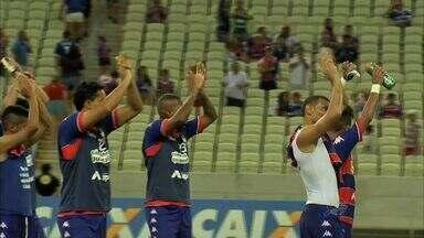Fortaleza derrota o Icasa e continua boa fase na Série C - Verdão do Cariri não resistiu à pressão leonina.