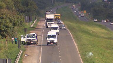 PRF registra doze mortes nas estradas federais da Bahia durante o fim de semana - Casos aconteceram entre sexta (31) e domingo (02).