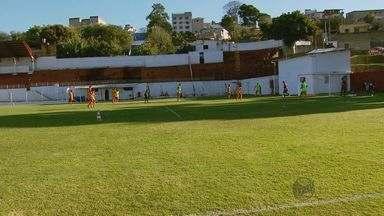 Boa Esporte se reapresenta no CT da Rua Paraná após empate em 1 a 1 com o Criciúma - Boa Esporte se reapresenta no CT da Rua Paraná após empate em 1 a 1 com o Criciúma