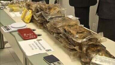 Polícia desarticula quadrilha de tráfico de drogas em Fortaleza - Foram apreendidos mais de 50 de drogas.