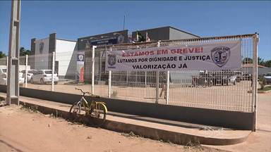 Policiais civis do Maranhão iniciam greve por tempo indeterminado - Policiais civis do Maranhão iniciam greve por tempo indeterminado