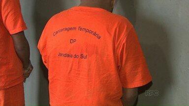 Delegado de Apucarana quer que presos passem a usar uniforme - Ele quer copiar a ideia que deu certo em Jandaia do Sul, onde o uso de uniformes trouxe melhorias na segurança.