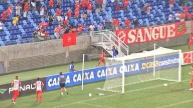 Veja os gols de Cuiabá 1 x 1 Vila Nova pela Série C do Brasileiro - Partida foi disputada na Arena Pantanal, em Cuiabá